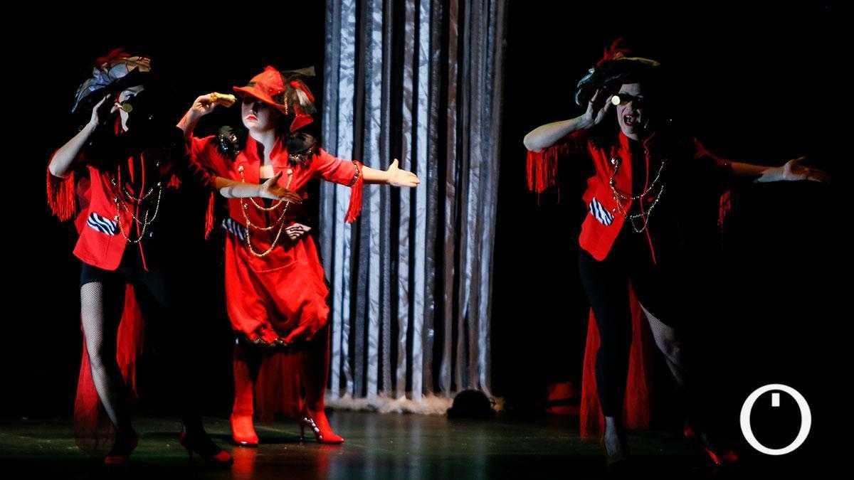 Titánicas en el Teatro Góngora