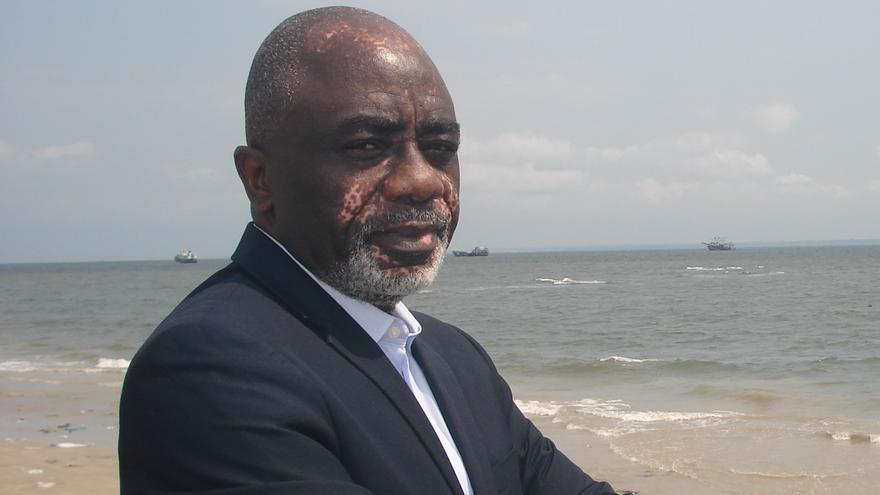 Joseph Tonda, antropólogo y autor del libro 'Crítica de la sociedad de los deslumbramientos'.