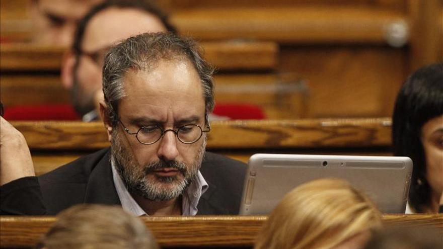 """La CUP avisa a Mas de que el proceso """"tirará adelante esté quien esté al frente"""""""
