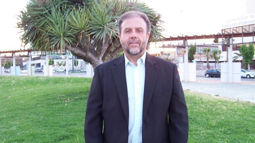 Francisco Muñoz, candidato a la Asamblea Regional por Democracia Plural