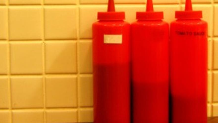 Habrá que tomar más ketchup.