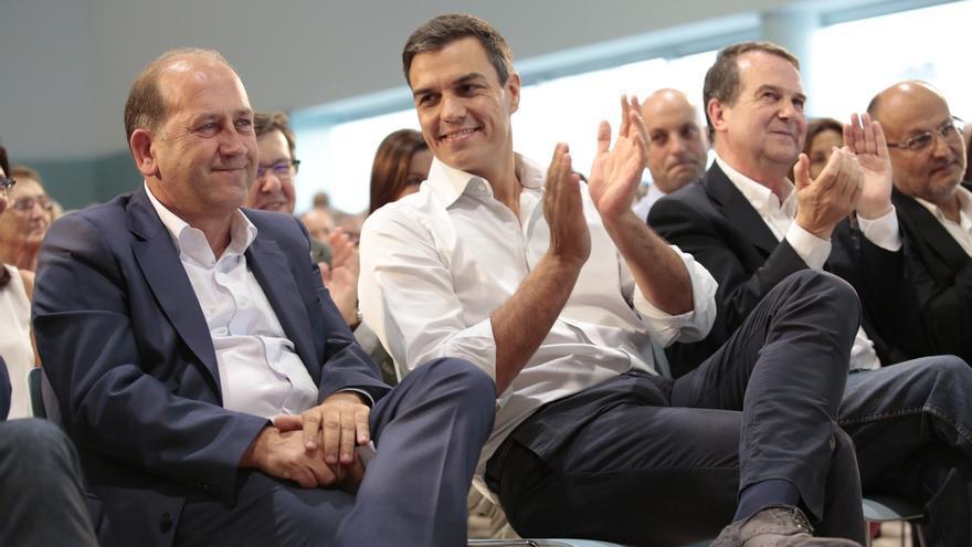 """Leiceaga garantiza """"un cambio en profundidad"""" en Galicia mientras Feijóo """"sólo quiere seguir gobernando"""""""