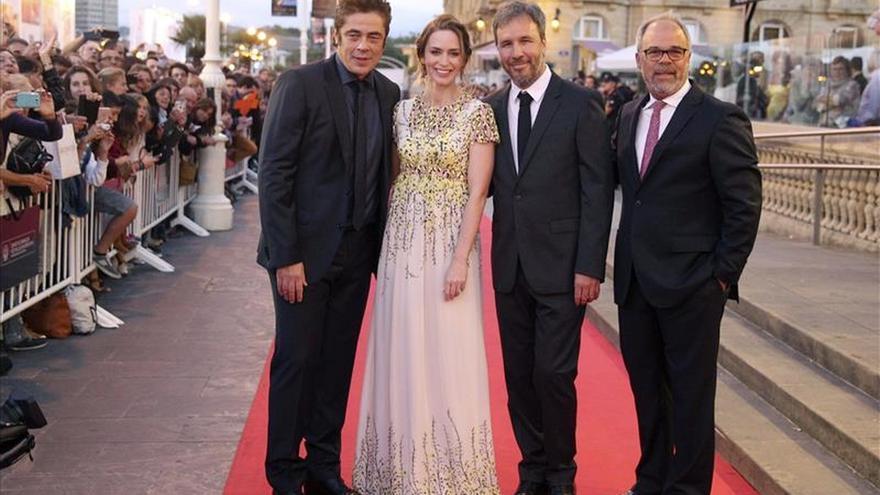 """""""Sicario"""", con Benicio del Toro, y la historia real de """"El Clan"""", en los cines"""