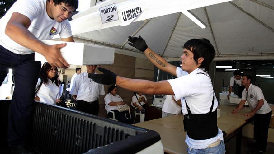 Paraguay celebra la implantación del voto en casa para personas con discapacidad