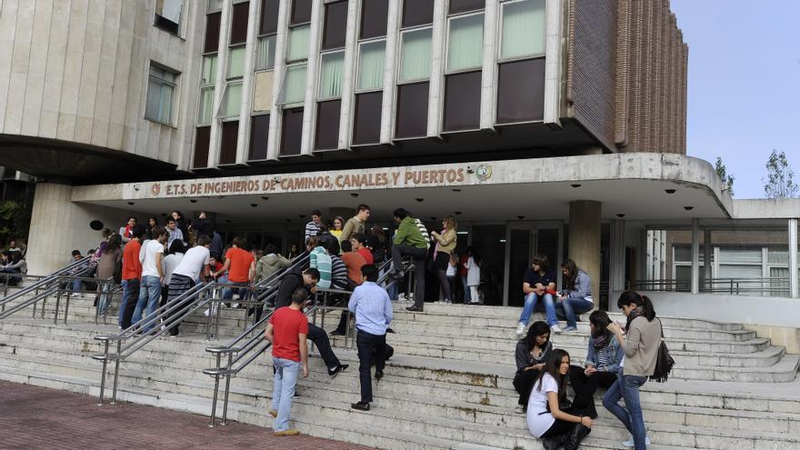 Campus de la Universidad de Cantabria (UC).   JOAQUÍN GÓMEZ SASTRE