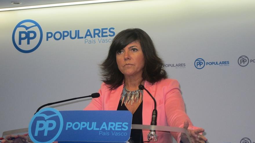 Llanos (PP) cree que el viernes se llegará a un acuerdo con PNV contra el terrorismo yihadista en el Parlamento