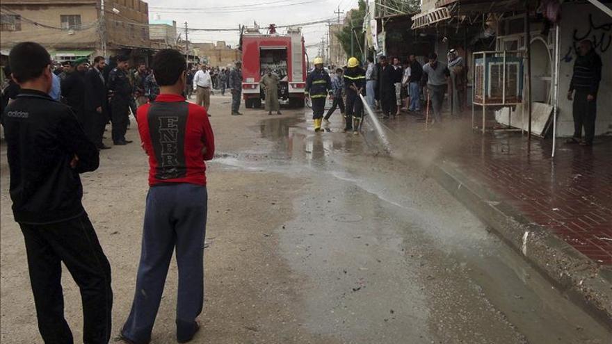 Al menos quince muertos, cinco de ellos policías, en varios ataques en Irak