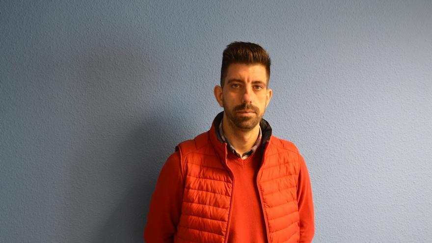 Federico Luis Moya, presidente de ACIBACANT.