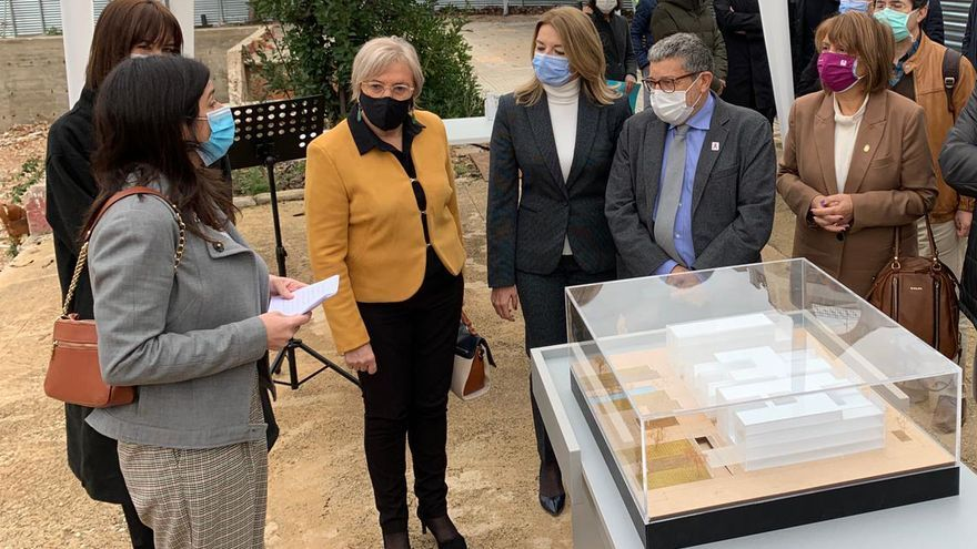 Sanidad inicia las obras del nuevo espacio sanitario Roís de Corella de Gandia