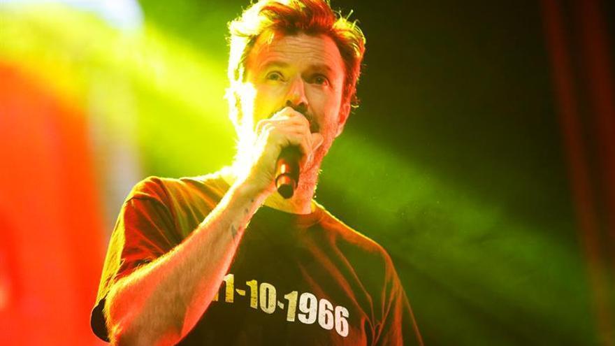 Pau Donés celebra un concierto de agradecimiento al personal que trató su cáncer
