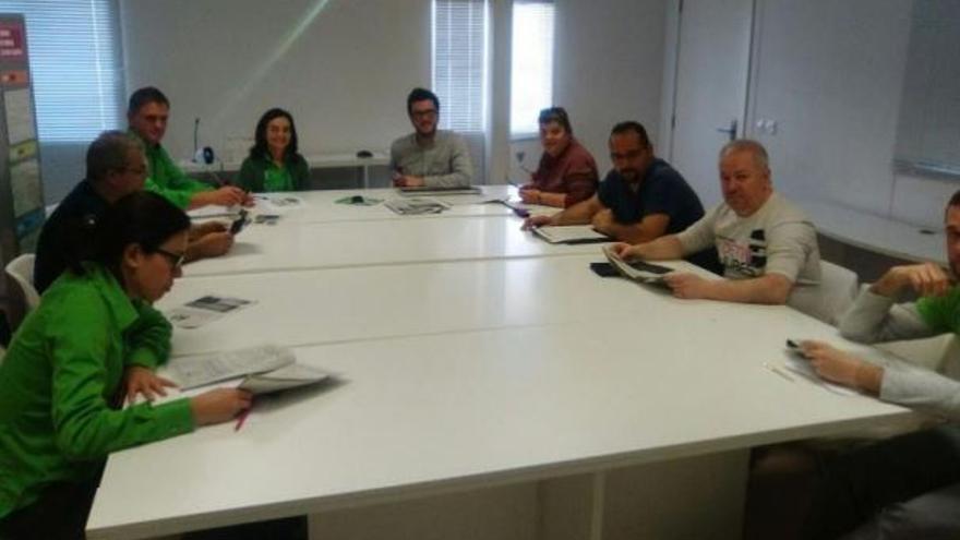 Uno de los talleres de formación del proyecto / ECODES