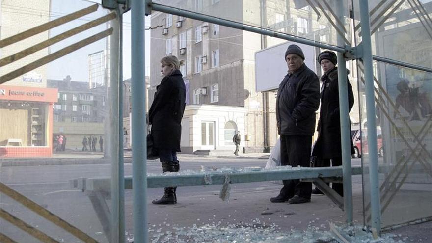 Ucranianos y rebeldes prorrusos se acusan mutuamente de violar alto el fuego
