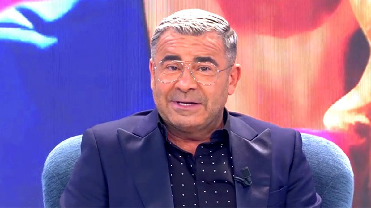 Jorge Javier Vázquez, en el plató de 'Deluxe'