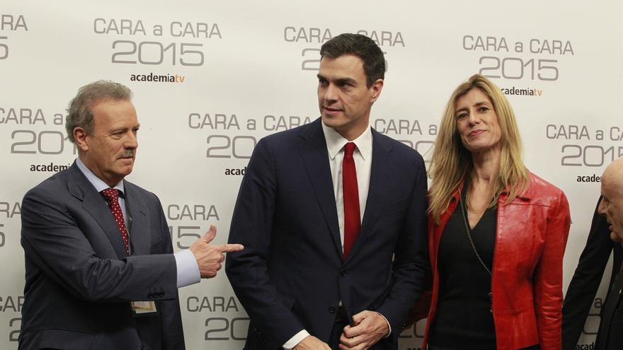 """Sánchez: """"Los españoles decidirán si estoy en Gobierno u oposición y luego los militantes decidirán donde estoy"""""""