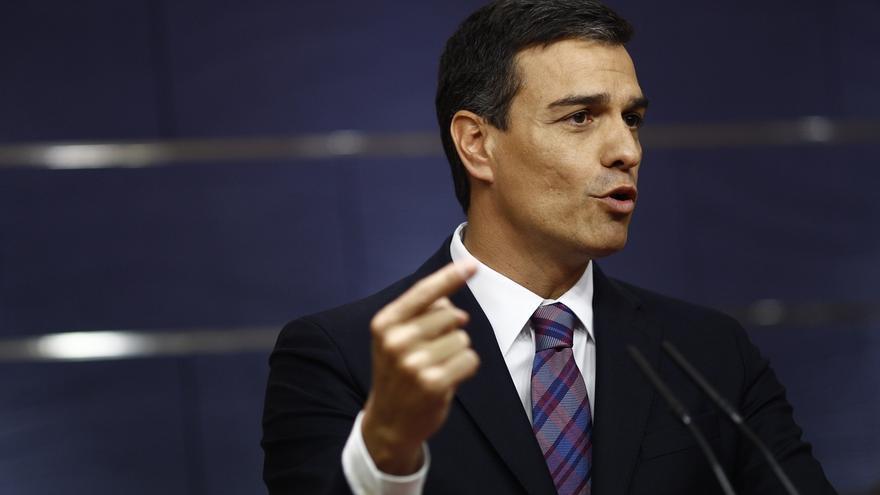 """Pedro Sánchez exige """"regeneración urgente"""" por el """"desfile de políticos del PP"""" que declararán por el 'caso Gürtel'"""