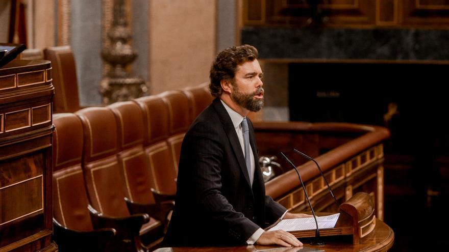 """Vox pide en el Congreso derogar la Ley de Memoria Histórica, que busca """"liquidar el régimen constitucional"""""""
