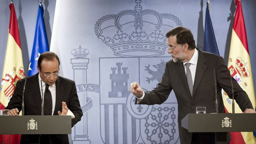Rajoy dice que ya sabía que Cataluña y Valencia iban a pedir ayuda financiera