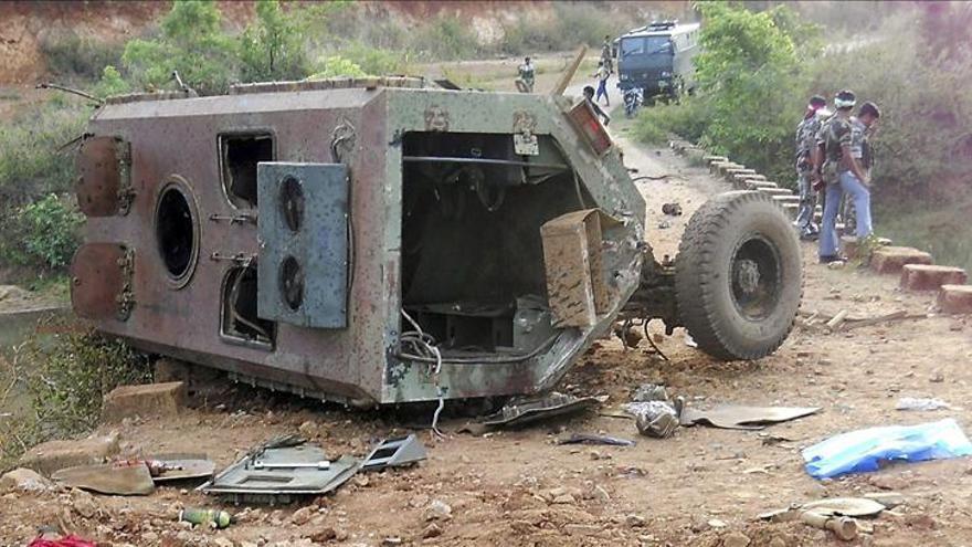 Dos militares mueren tras explotar un vehículo en zona de guerrilla en Paraguay