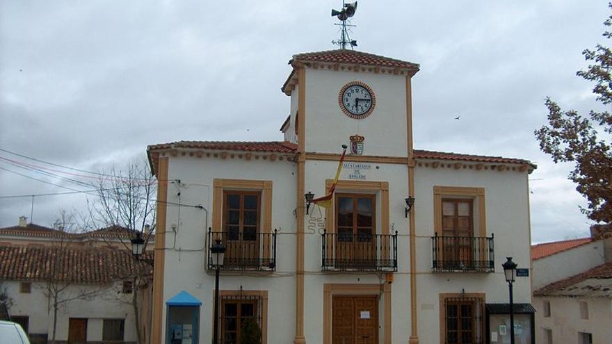 Ayuntamiento de Robledo (Albacete)