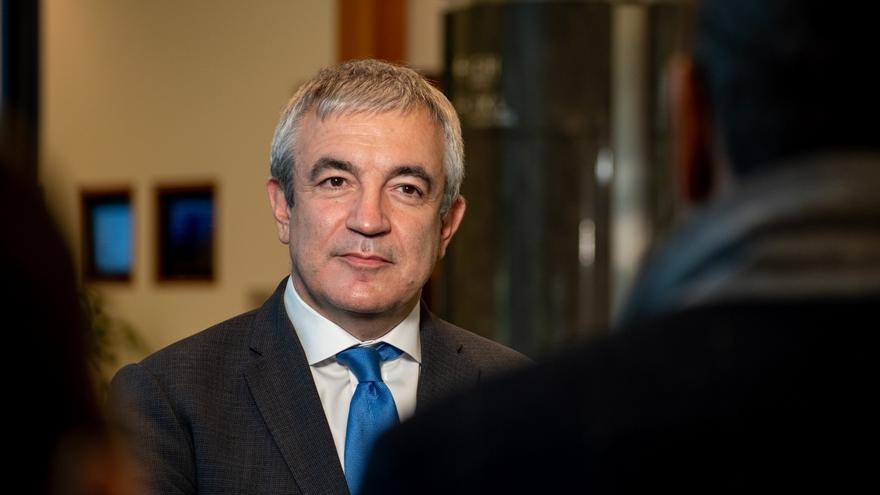 Archivo - El líder de Ciudadanos en el Parlamento Europeo, Luis Garicano.
