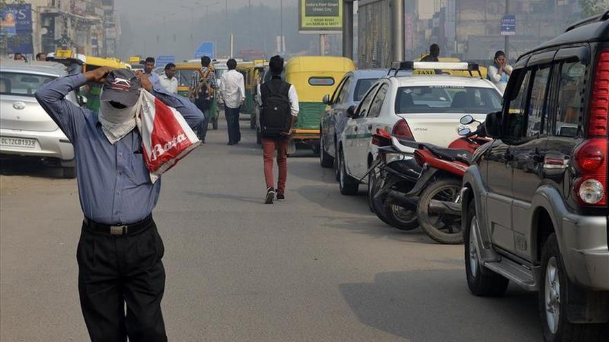 El Tribunal Verde prohíbe matricular vehículos diesel en Nueva Delhi