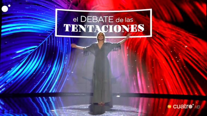Las 'Tentaciones' no paran en Cuatro que suma otro Debate más la próxima semana