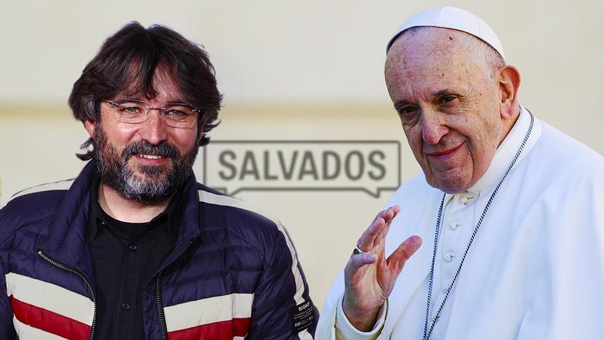 Jordi Évole logra audiencia con el papa Francisco