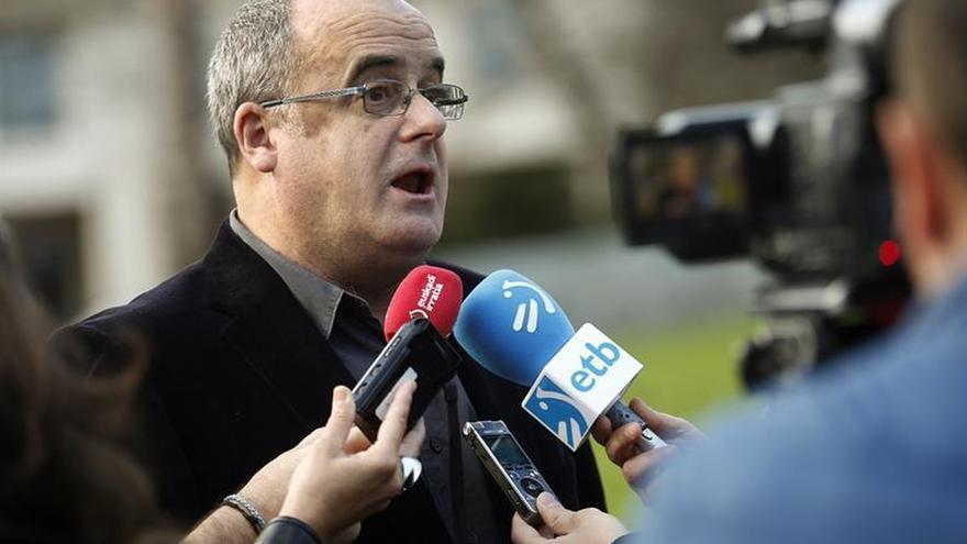 """Egibar (PNV) responde a Otegi que en política """"no hay atajos"""""""
