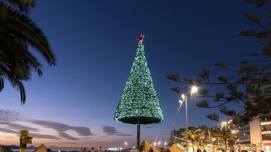 Navidad en Las Canteras