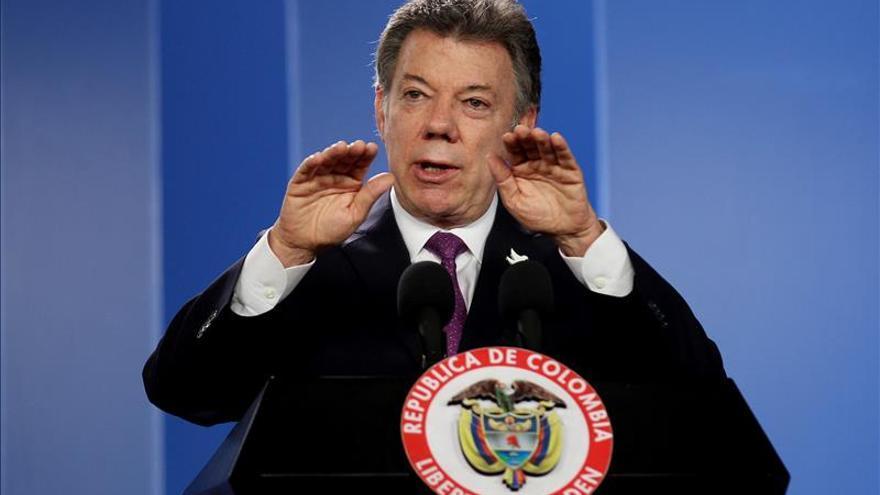 Santos agradecerá en Madrid a Rajoy ayuda para eliminación de visa Schengen