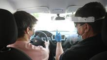 La Jefatura Provincial de Tráfico de Navarra reanuda los exámenes para obtener el permiso de conducción