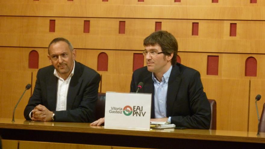 """PNV Vitoria cree que hay """"opciones reales"""" para resolver la falta de dinero de las AES"""