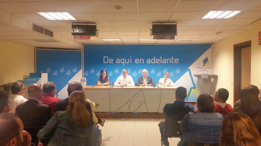 Consejo Político Insular de Coalición Canaria Tenerife (CC)