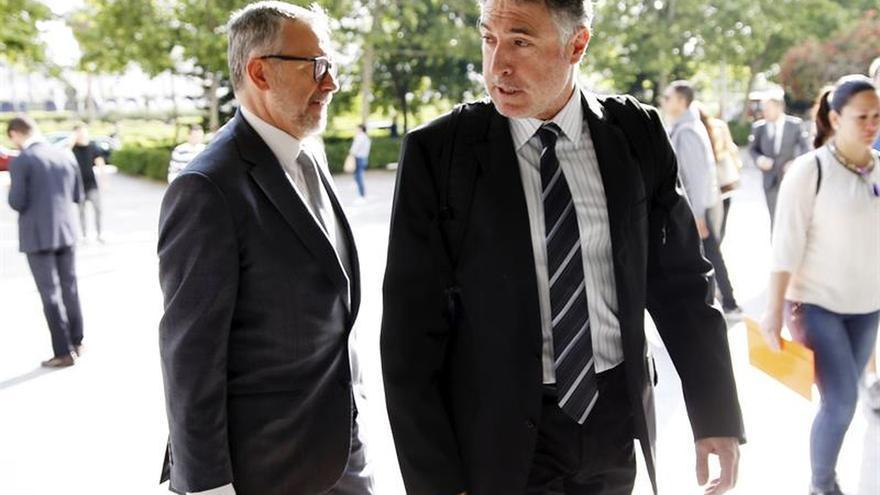 Las acusaciones piden testimonio de Sena y las defensas la expulsión del PSPV