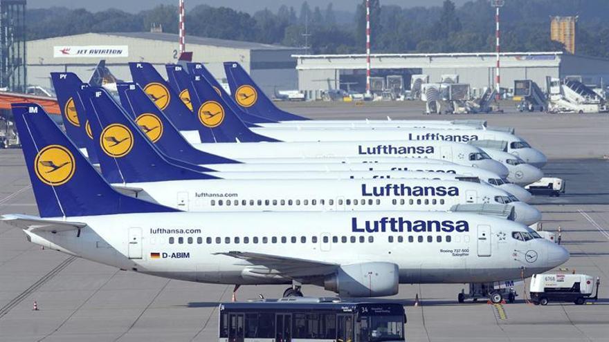 El sindicato UFO ofrece a Lufthansa cuatro semanas de paz sin huelga