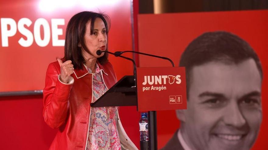 Robles defiende la armonización fiscal y critica al PP por eliminar Sucesiones