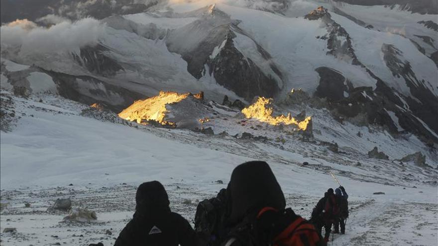 La NASA advierte de la reducción de los glaciares argentinos
