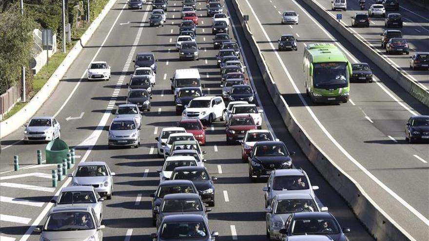 Mueren 4 personas en accidentes de tráfico desde el inicio del fin de semana