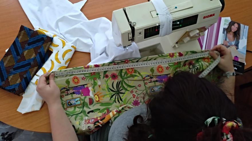 Idoia Martín, creadora de Rousse, reivindica la moda libre de tallas
