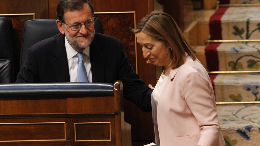 """Pastor asegura que dará """"un tiempo razonable"""" a Rajoy para buscar apoyos y no aclara si convocará Pleno de investidura"""
