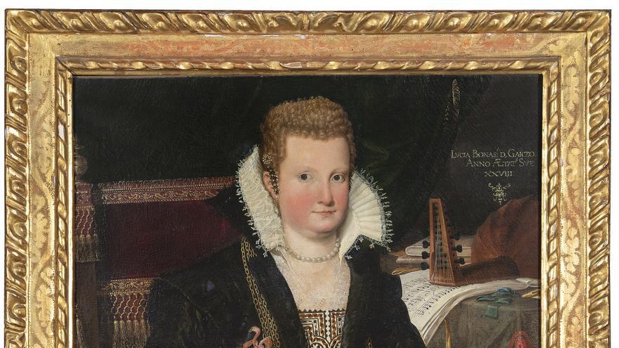 Descubierto en España un cuadro de Lavinia Fontana, que saldrá a subasta