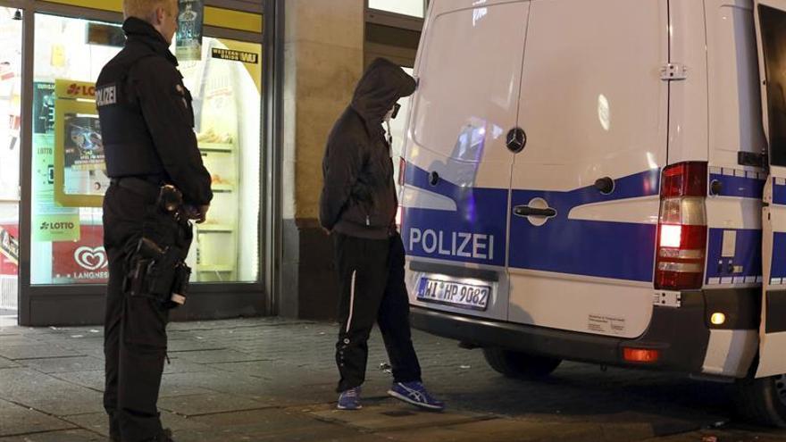 La Policía alemana detiene a tres presuntos cómplices de un yihadista