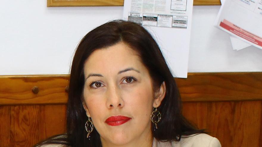 Alicia Álvarez, concejal responsable del IMAS.
