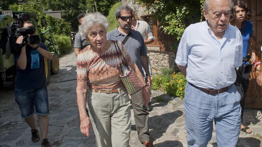 Los Pujol se querellan en Andorra por vulneración de secreto bancario