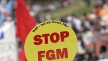 30 millones de niñas están en riesgo de sufrir la mutilación genital