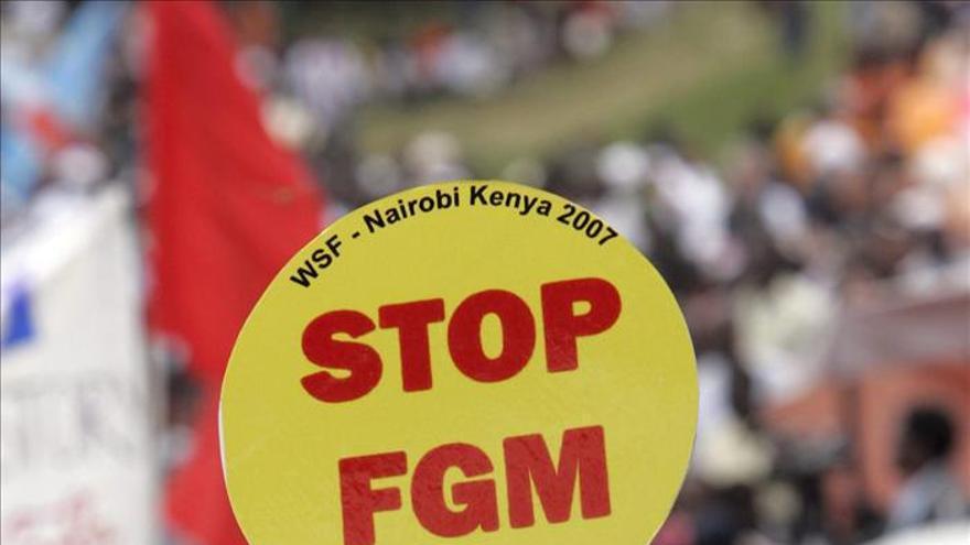 Treinta millones de niñas, en peligro de ser mutiladas genitalmente, según la ONU