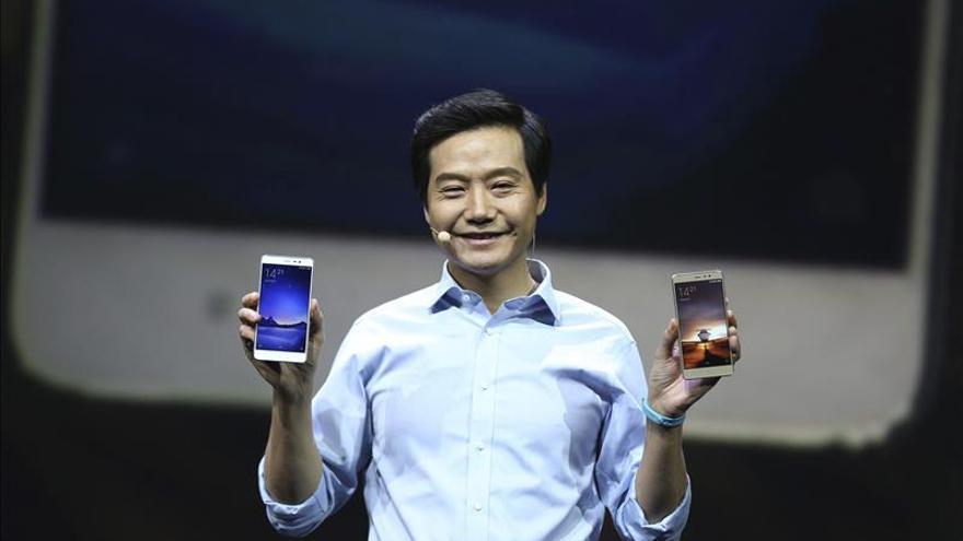 La china Xiaomi lanza nuevos modelos de teléfono inteligente y la tableta Mi Pad 2