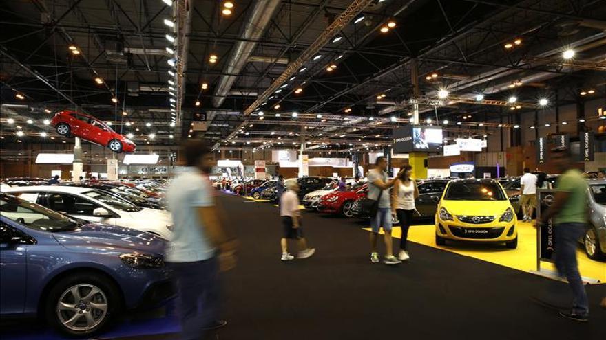 El Salón Ocasión vende unos 600 vehículos en primer fin de semana de apertura