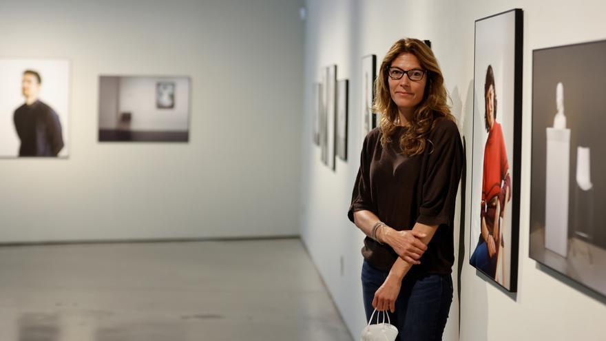 """Köhler pone en valor al personal de sala de museos en """"8 horas con Tàpies"""""""