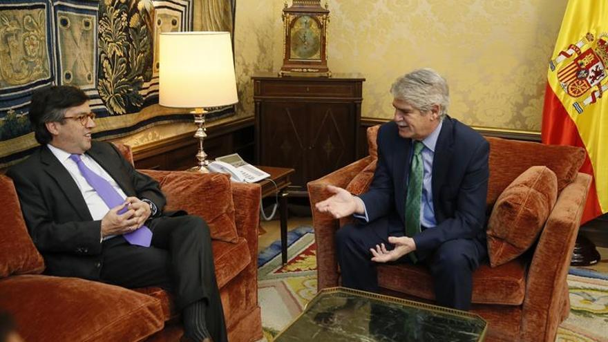España repasa con el BID los programas y proyectos a futuro en Iberoamérica